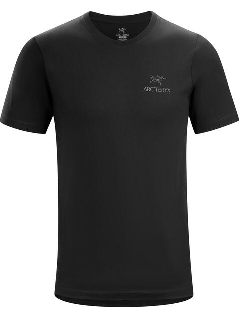 Arc'teryx Emblem - T-shirt manches courtes Homme - noir